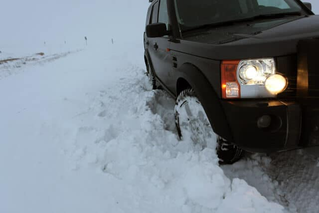 Stuck Rover 1