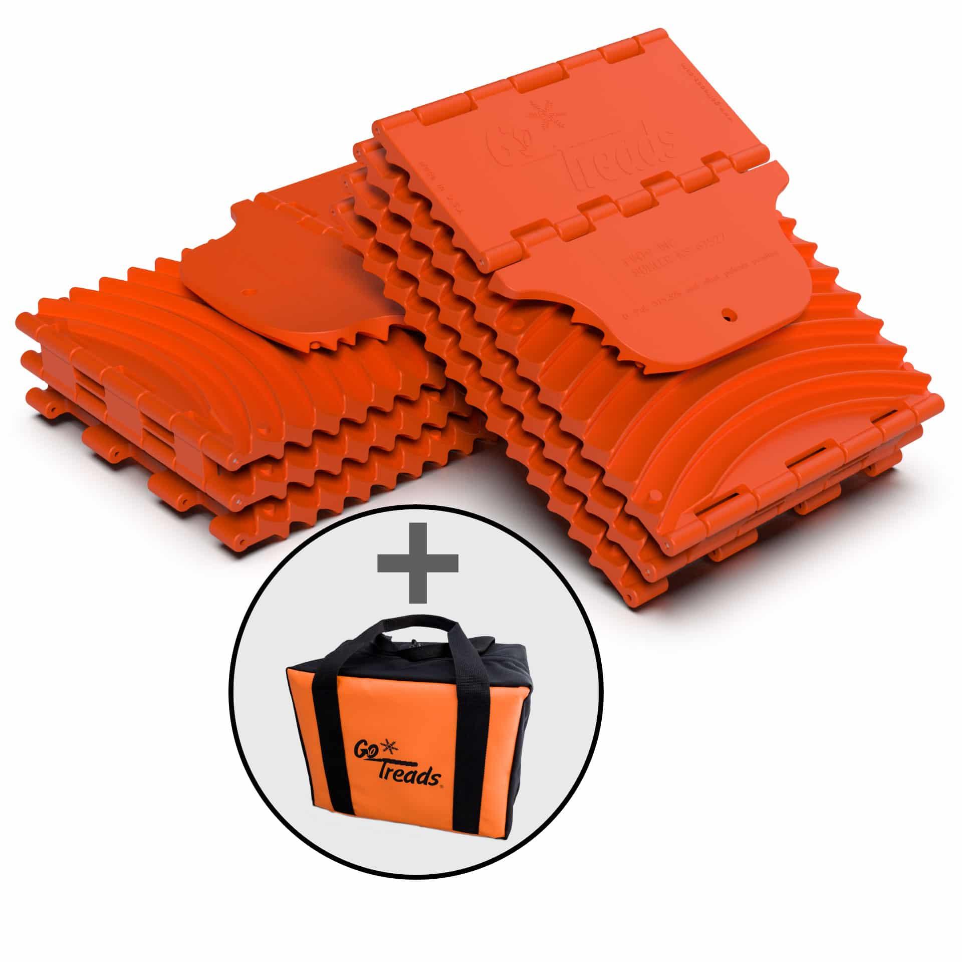 GoTreads Bundle - Orange