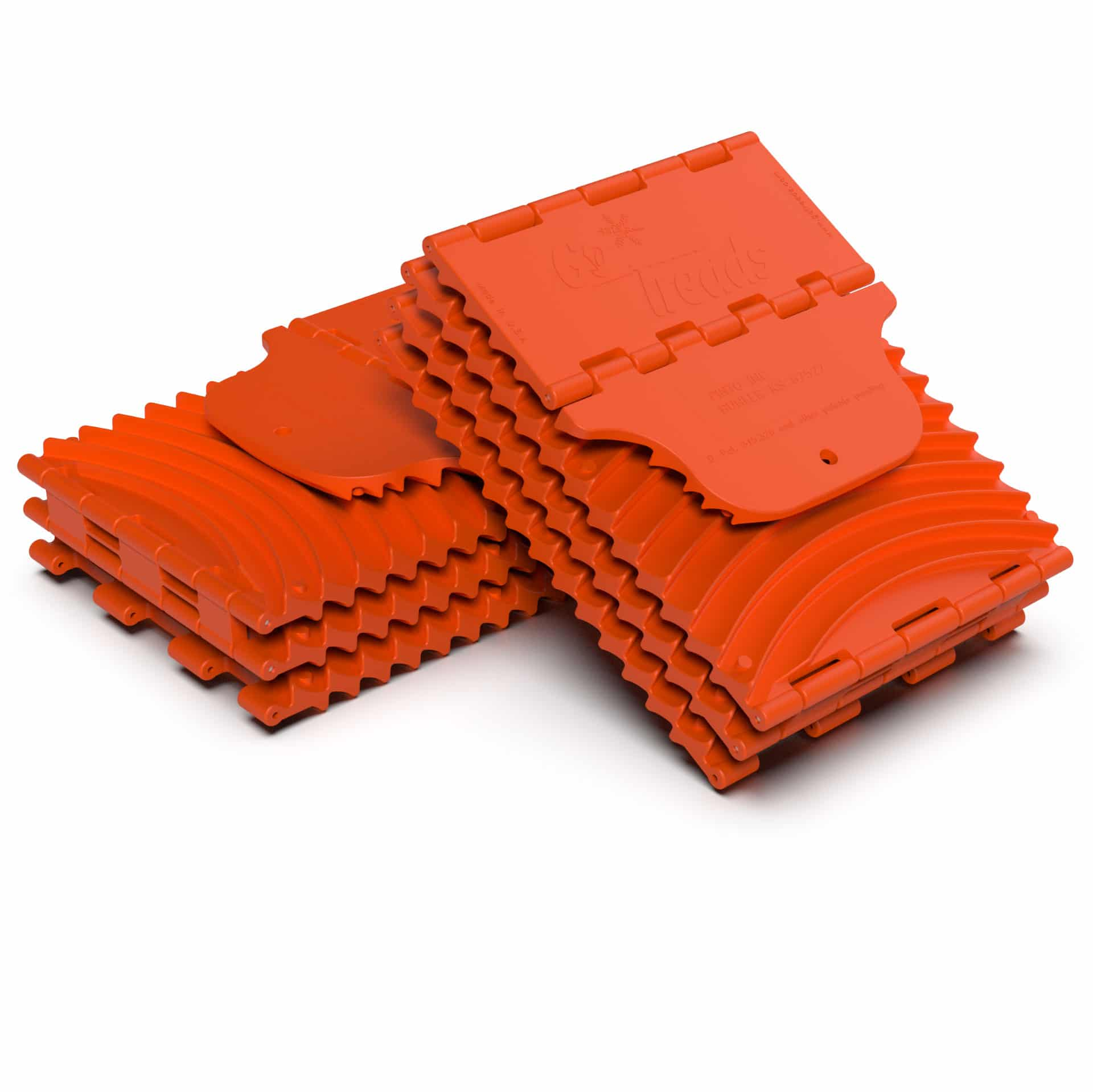 GoTreads Standard - Orange