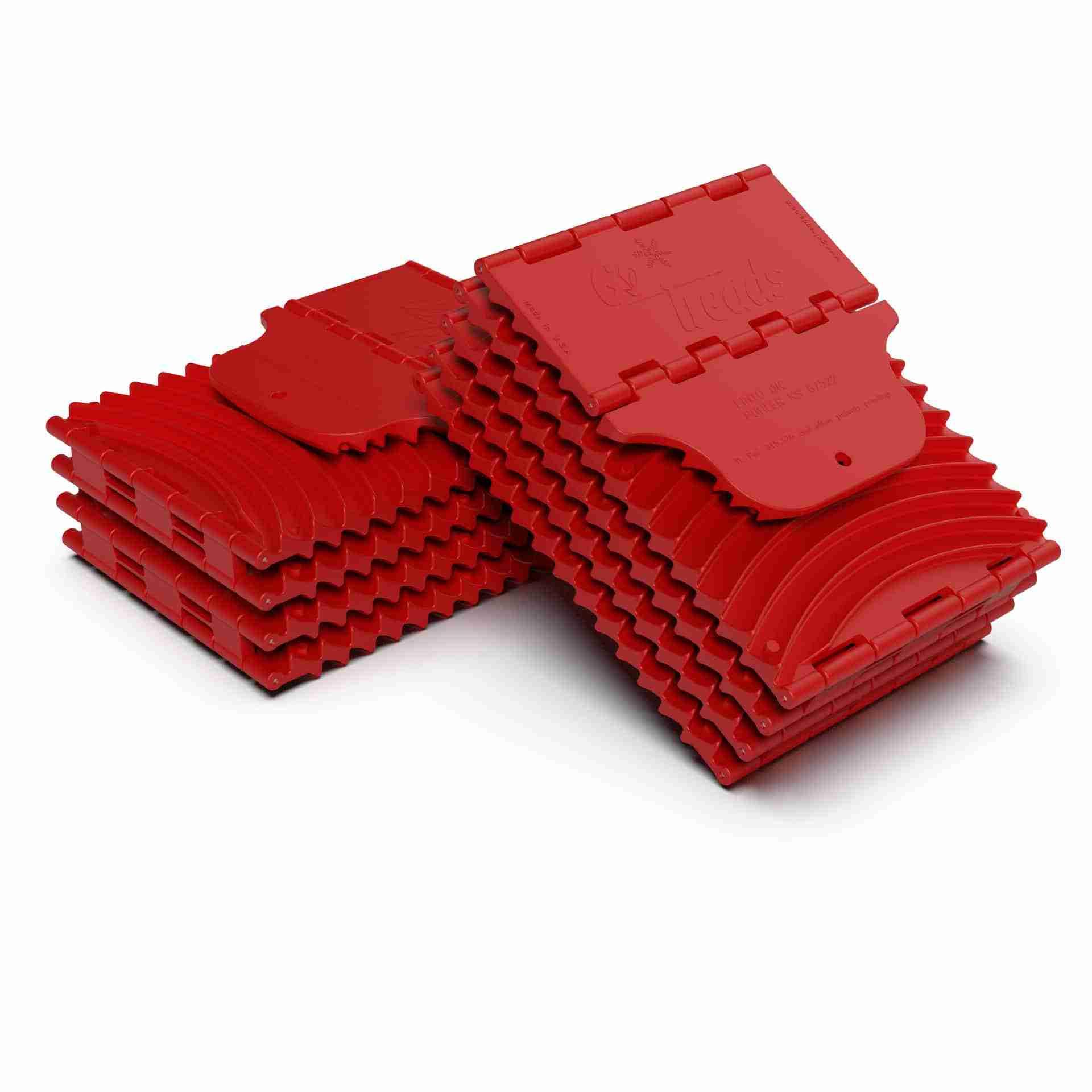 GoTreads XL Red Folded